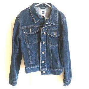 GAP classic denim jacket, girls sz 7-8 NWOT